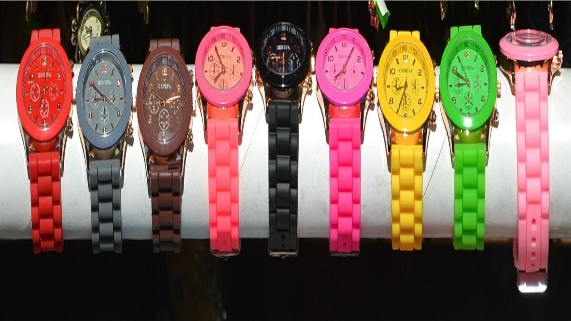 Żółte zegarki przegląd modeli Ciekawostki o zegarkach